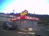 sklep z papierosami