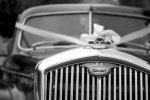 samochód ślubny