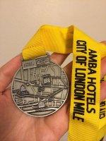 wygrany medal