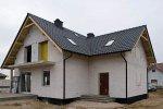 Dom jednorodzinny wykonany z bloczków YTONG